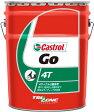 【送料無料】CASTROL [カストロール] Go 4T [ゴー] 10W-30 [MA] [20L]【10P29Jul16】
