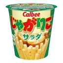 カルビー じゃがりこサラダ 12個入り×1ケース【クレジット決済のみ】(YB)【月間特売】