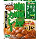 ショッピングカレー ハウス 咖喱屋カレー中辛 200g×60個入り (2ケース) (KT)