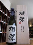 【期間限定!送料無料!】獺祭 純米大吟醸 磨き二割三分 木箱 1800ml