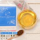 フレーバーティーはと麦ピーチ30包 国産はと麦茶【はとむぎ茶】を使ったピーチ【桃】風味のお茶ですノンカフェインflavored tea hatomugiハトムギ peach【送料無料】