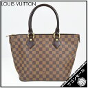 【LOUIS VUITTON/ルイ・ヴィトン】ダミエ・エベヌ サレヤPM N51183 【中古】≪送料無料≫