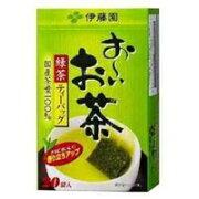 (クーポン&ポイントUP) おーいお茶 緑茶ティーバッグ 2g×20 4901085049464