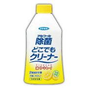 フマキラー アルコール除菌 どこでもクリーナー つけかえ用 300ml 4902424433883