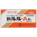 【第(2)類医薬品】 新ルル−A錠s 100錠 4987107615442