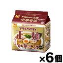 ショッピングそば マルちゃん正麺 中華そば 和風醤油 5食×6個 4901990513333*6
