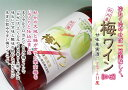 梅ワイン ロゼ 360ml