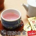 【箱から出してネコポス送料無料】梅純金茶 24袋入