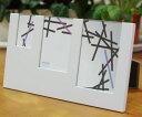 New!!贈り物・プレゼントに最適お気に入りの写真はたくさん飾りたい!AVANTI/アバンティフォトフレーム【MA37/30B-WH】