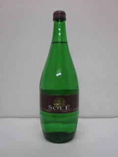 ソーレ・炭酸入りミネラルウォーター750ml