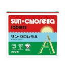 サン・クロレラ(sunchlorella) お取り寄せ商品 サン・クロレラ A 300粒 (60g×1袋入) A300 高品質 クロレラ サプリメント 植物性 健康維持(a300)