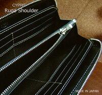 【キプリス/CYPRIS】■RugaShoulder(ルーガショルダー)長財布(ラウンドファスナー束入)■8385