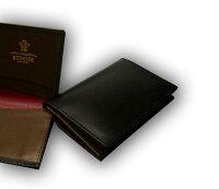 【ETTINGER/エッティンガー】■BLACK-HAVANA-EASTERROSEコレクション(ビジティング・カードケース)143CJR