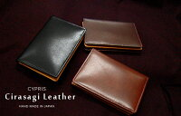 �ڥ��ץꥹ/CYPRIS�ۢ����饵���쥶��(CirasagiLeather)����ޤ���٥��դ�12�祫���ɥ�����8258