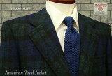 �� I�� �� ����ꥫ��ȥ�åɷ���3�������֤� �� HARRIS TWEED JACKET / �ϥꥹ�ĥ����� ���㥱�å� �� �֥�å������å� �� / [ TRT-006 ]���ȥ�åɥ��㥱�åȡ��ϥꥹ�ĥ����ɥ��㥱�å�