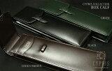 キプリス・CYPRIS/COLLECTION ボックスカーフ(ペンケース)4570 (メンズ レザー 革製筆入れ) 【】