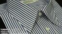 【 MESSENGER 】 オリジナル レギュラーフィット レギュラーカラーシャツ ( 102854-29 ★REG-005 ) ブルーストライプ / ブロード 【楽ギ..