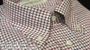 【 MESSENGER 】 オリジナル レギュラーフィット ボタンダウンシャツ ( 102900-29 ★BD-025 ) ネイビー×ワイン系チェック / オッ...