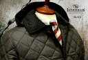【 LAVENHAM / ラベンハム 】 [ DENSTON ] [ ラブンスター ] ●422 / BLACK キルティングジャケット / キルティングコート...