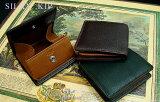 【CYPRIS/キプリス・シルキーキップ】 ボックス小銭入れ 1740 (メンズ 革製 レザーコインケース)