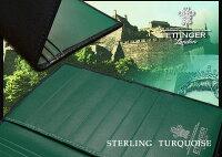 エッティンガー【ETTINGER】スターリングコレクション(ロングウォレット)ST806AJR/STERLINGTURQUOISE
