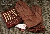 デンツ手袋 Sheepskin [ イングランドダークブラウン ] 15−1529E-TAN 【楽ギフ包装】