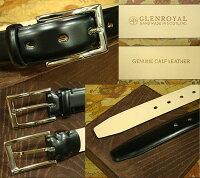 ��GLENROYAL/�����?����DRESSYCALFLEATHERBELT(NERO/��)/�٥��06-5608-NERO�ɥ�å��������ե쥶���٥��(�����)�ڳڥ���_�����ۡڤ������б���