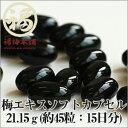 梅エキス(梅肉エキス)ソフトカプセル 約45粒【RCP】