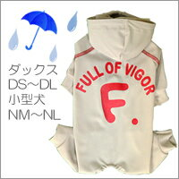 NEW!! F.Water-repellent stretch raincoat