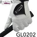 【ネコポス可能】フォーティーン GL0202 人工皮革 ゴル...