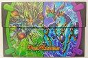 デュエルマスターズ/DMBD-08/BD8付属デッキケース【緑&紫】【宅配便のみ】