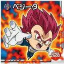 ドラゴンボール 超戦士シールウエハースZ 最強のサイヤ人5.W10-05 ベジータ R
