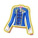 キラッとプリ☆チャン/CD-001 ダンシングマーチブルートップス / CD-003 ダンシングマーチブルーシューズ R