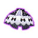 キラッとプリ☆チャン PCH3-08 ゴシックフリルナイトブルースカート PR