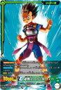 ICカードダスドラゴンボール/BT4-053 超戦士への一歩 キャベ SR