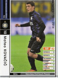 WCCF 13-14 172 FCインテル・ミラノ <strong>マテオ・コバチッチ</strong>