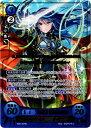 ファイアーエムブレム0/ブースターパック第8弾/B08-004 R+ 神竜の力を得た聖王 ルキナ【箔押し】