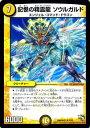 デュエルマスターズ/DMR-16真/6/R/記憶の精霊龍 ソウルガルド