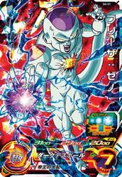 スーパードラゴンボールヒーローズ/第1弾/SH01-51 フリーザ:ゼノ SR