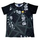 【送料無料】Kea キア LT070レディース 1988 ゲーム Tシャツかわいい おしゃれ テニスウェア スポーツウェア