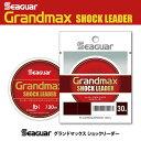 【ショックリーダー】SEAGUAR シーガーグランドマックス ショックリーダー3〜5号 30m巻フロロカーボン