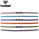 ヒュンメル(hummel)三つ編みヘアゴム(メンズ レディース ユニセックス ヘアバンド ヘアーバンド ヘアゴム バスケ サッカー フットサル フットボール アクセサリー)HFA9108