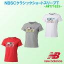 【あす楽対応】【20%OFF!】ニューバランス(NEW BALANCE) NBSCクラシックショートスリーブT (シャツ レディース トレーニング ウェア) AWT71623