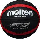 モルテン(Molten) バスケットボール 7号球 GR7 (ゴム製 一般男子・大学男子・高校男子・中学校男子用) BGR7KR