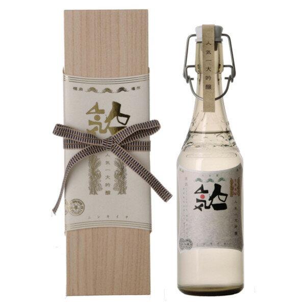 人気酒造 人気一 大吟醸 オリジナルボトル・桐箱入 720ml