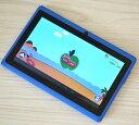 タブレット for キッズ ゲーム多数搭載 タブレット本体 8GB 7インチ Android4.4 クアッドコア CPU q8029