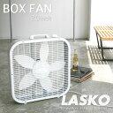 _LASKO ( ラスコ ) BOX FAN 扇風機 3733 アメリカ製 サーキュレーター ボックスファン Made in USA 。。