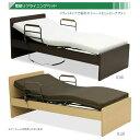 【ポイント大増量&500円OFFクーポン】 組み立てします 送料無料電動ベッド 2モーター シン