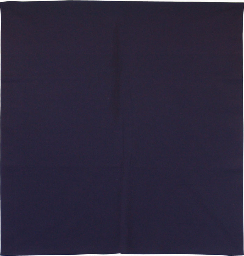 風呂敷 天竺綿 紺(90cm)の商品画像