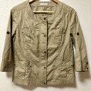 a.v.v アーウ゛ェウ゛ェ ジャンパー、ブルゾン ジャケット、上着 Jacket 【USED】【古着】【中古】10001123
